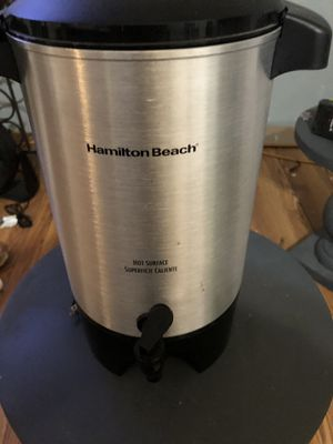 Brand new out-of-the-box coffee maker use it twice just runoff water for Sale in La Vergne, TN
