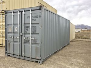 Amazing Prices on Used 20' SD Portable Shipping Containers for Sale in Victoria, TX