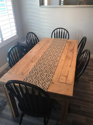 Rustic Kitchen Table for Sale in Layton, UT