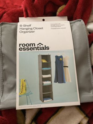 Hanging closet organizer for Sale in Torrance, CA