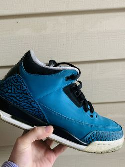 Jordan 3 powder blue for Sale in Westerville,  OH