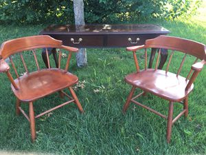 Furniture sale, 3 chairs for $25. Table is sold. for Sale in St. Louis, MO