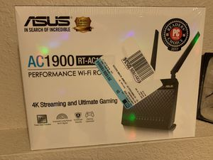 New ASUS AC1900 for Sale in Tacoma, WA