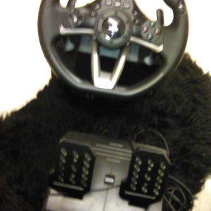 PlayStation Steering Wheel Hori for Sale in Seattle, WA