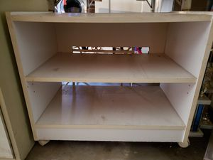 White Bookcase for Sale in San Francisco, CA