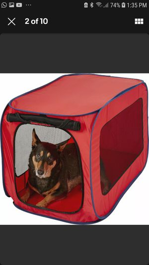 Pop open dog kennel for Sale in Hawthorne, CA