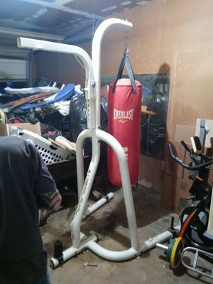 Century heavy duty speed bag/ heavy punching bag frame (no bag) for Sale in Austin, TX