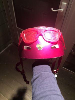 Barbie hello kitty helmet for Sale in Melrose, MA