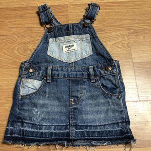 Oshkosh 9 Months Overalls for babygirl for Sale in Las Vegas, NV
