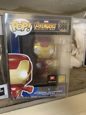 Iron Pop (lights up) $12 for Sale in Riverside, CA