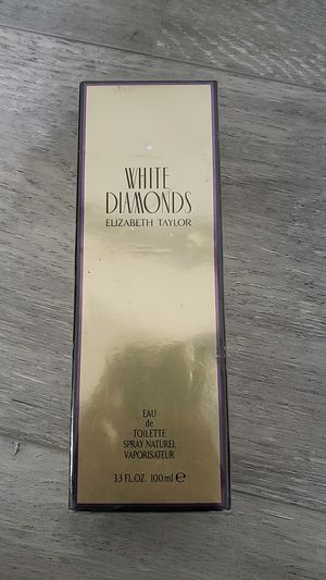 White diamonds Elizabeth Taylor 3.4 oz perfume for Sale in San Diego, CA