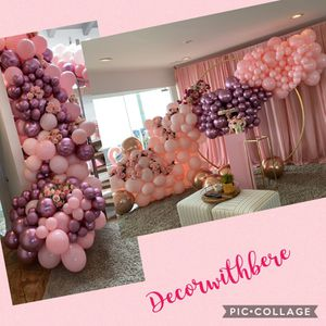 Balloon garland for your next event for Sale in Menifee, CA