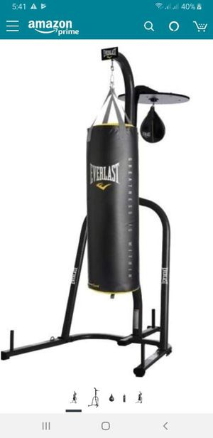 Everlast Self Standing Punching/Speed Bag NEW!!! for Sale in Oak Park, CA