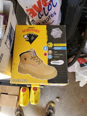 Survivors work boots for Sale in Willoughby, OH