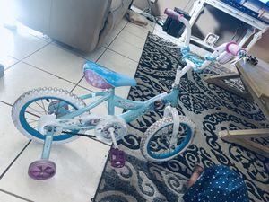 Frozen Toddler Bike for Sale in Houston, TX