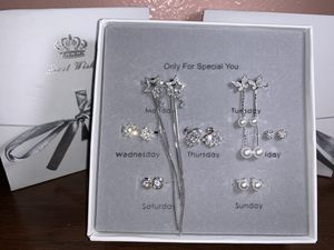 Silver 925 Earrings for Sale in Amarillo, TX