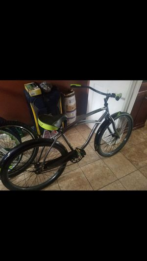 """new 26"""" huffy bike cranbook cruiser green and gray color for Sale in Columbus, OH"""