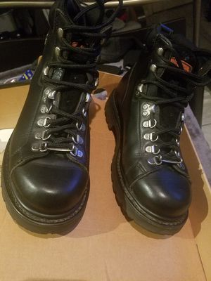 Harley davidson's men's boots size 7 for Sale in Rosemead, CA