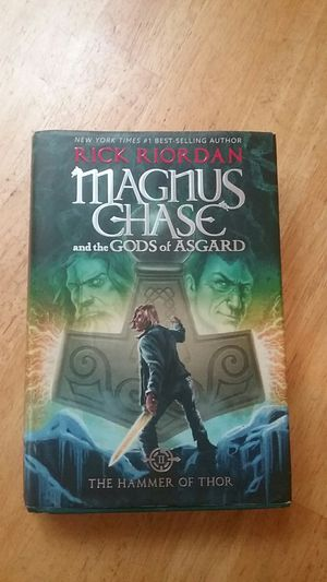 Rick Riordan: Magnus Chase and the Gods of Asgard (bk 2) for Sale in Winooski, VT