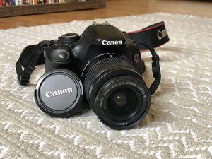 Canon EOS Rebel T3i DSLR Camera for Sale in Denver, CO