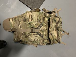 Eberlestock dragonfly the ultimate hunting backpack barley used for Sale in Snohomish, WA