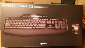Brand new Logitech wireless keyboard and mouse for Sale in Sandy, UT