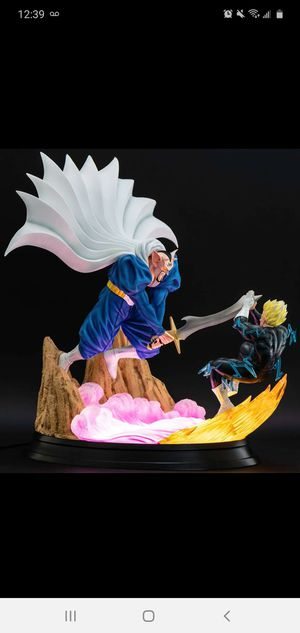 Dragon ball KD Collectibles 1/6 Dabura Vs Gohan Resin Statue New for Sale in Las Vegas, NV