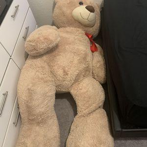 Huge Teddy Bear !! for Sale in Hialeah, FL