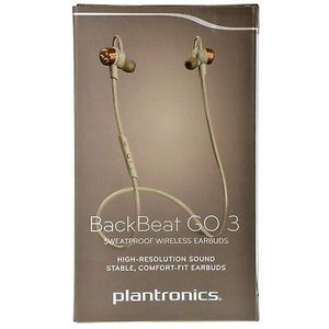 Backbeat go 3 wireless earbuds by plantronics for Sale in Friendswood, TX
