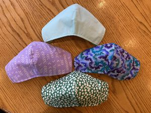 Homemade face masks for Sale in Oregon City, OR