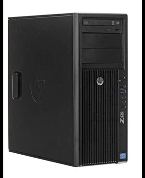 HP Gaming PC Xeon E5-1650 3.2Ghz for Sale in Los Angeles, CA