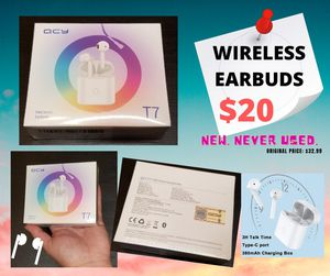 WIRELESS EARBUDS - Bluetooth Wireless Earphones for Android and Iphone for Sale in Glendale, CA