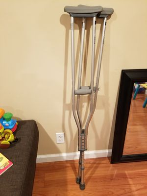 Crutches for Sale in San Jose, CA