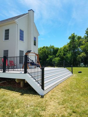 deck, laminate floor hardwood, paint roof repairs and much more please tex for Sale in Bristow, VA
