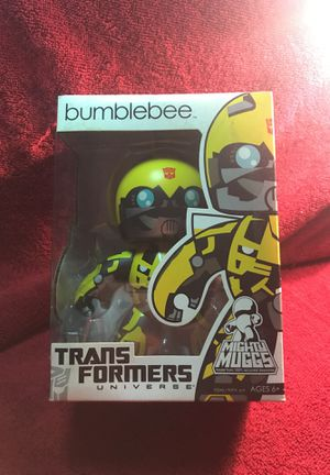 Mighty Muggs: Transformers: Bumblebee for Sale in Las Vegas, NV