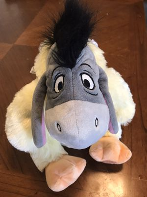 """Disney Store Exclusive Eeyore Easter Chicken Chick Plush Stuffed Toy Lovey 13"""" for Sale in Murray, UT"""