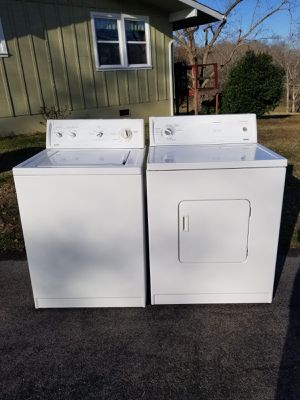 KENMORE WASHER AND DRYER SET for Sale in Clarksville, TN