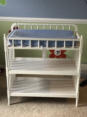 Changing table for Sale in Sterling Heights, MI
