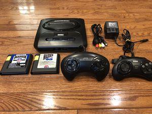Sega Genesis Video Game Bundle for Sale in Manassas, VA