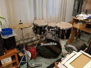 7 piece drum set for Sale in Seattle, WA