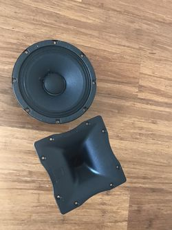 EV Speakers And Driver 800 watts 8 Inches for Sale in Boston,  MA