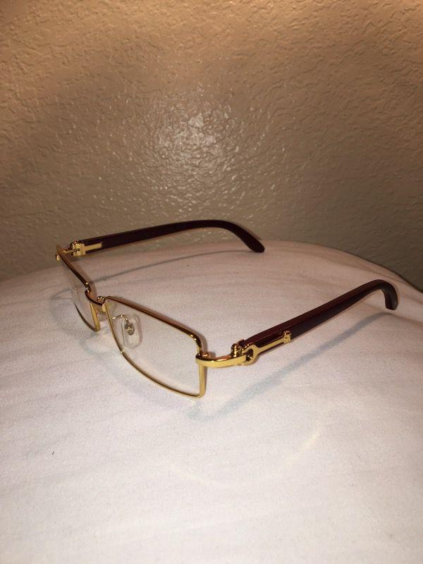 9ce8e51a00 Cartier glasses ( non prescription) for Sale in Kent