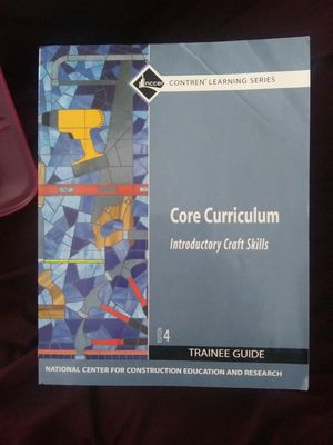 Core curriculum 4th edition for Sale in Bangor, ME