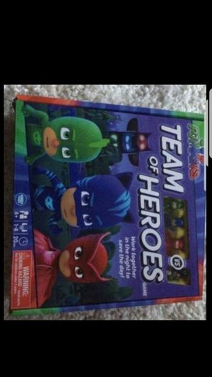 Brand New PJ Masks Kids Game for Sale in Fairfield, CA