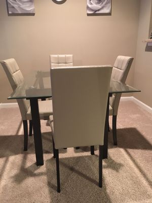 KITCHEN TABLE FOR IMMEDIATE SALE!!! for Sale in Durham, NC