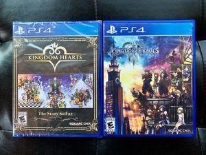 Kingdom Hearts Bundle for Sale in Portland, OR