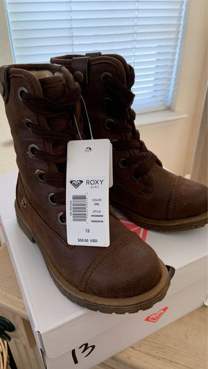 ROXY GIRL BOOTS for Sale in Stockton, CA