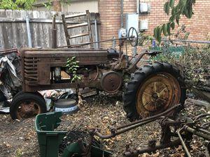 1938 John Deere Tractor Model H for Sale in Austin, TX