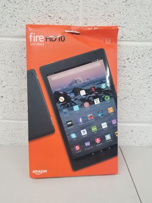 KINDLE FIRE HD 10 for Sale in El Monte, CA