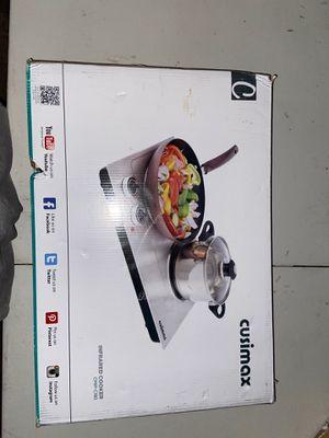 Cusimax portable stove for Sale in La Quinta, CA